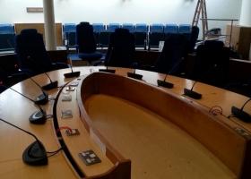 Ash Conference Desk
